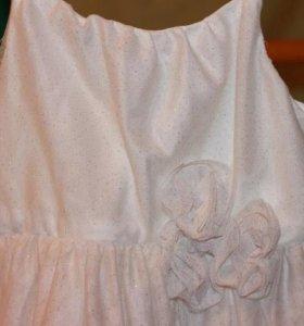 Праздничное платье размер 116