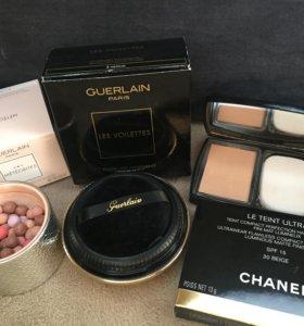 Косметика guerlain Chanel