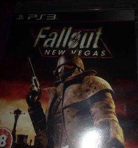 Fallout new vegas на англ