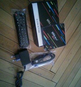 TV BOX(SMART тв) H96 max+
