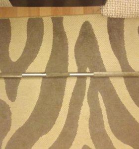 Штанга с прямым грифом (Гриф с блинами) 79,5 кг