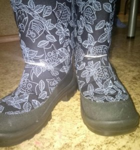 Продам ботинки(kuoma) торг