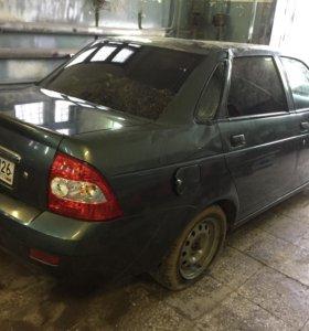 Авто Приора Ваз
