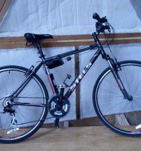 Велосипед stels гибрид кроссовый 28'