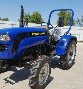 Трактор Foton Lovol TE-244, 4х4 доп.гидровыходы