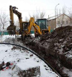 Отогревание вода - канализации
