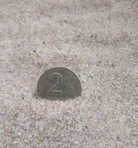 Кварцевый песок фракция 0.4-0.7мм