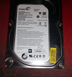 Seagate st500lm002, Western Digital wd5000aakx