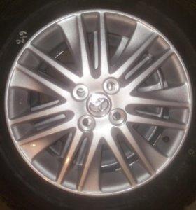 Диски R15 Toyota