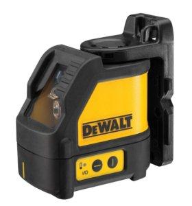 Лазерный уровень dewalt dw088k