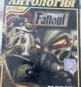 Диск (сборка частей Fallout)