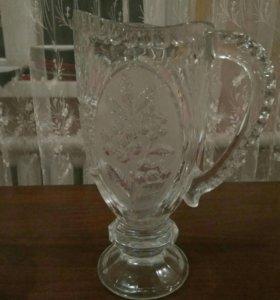 Фужеры,бокалы,вазы из хрусталя