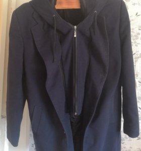 Стильный пиджак-пальто