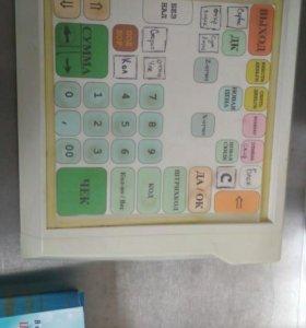 Pos-клавиатура программируемая
