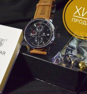 Новые. Фирменные часы BENYAR с доставкой 🚚