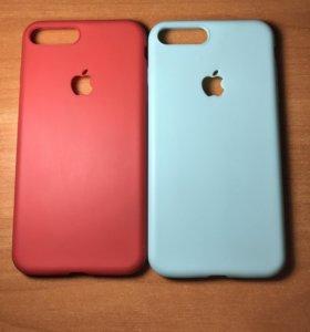 Чехлы на iPhone 7 Plus