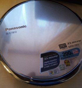Panasonic cd sl-ct810