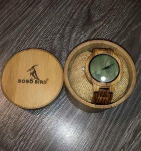 Деревянные наручные часы Bobo Bird