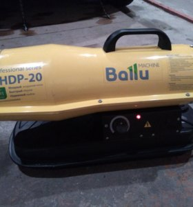 Тепловая дизельная пушка ballu bhdp-20