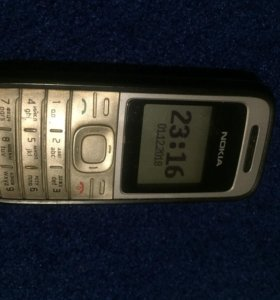 Nokia 1200 (Нокиа 1200)