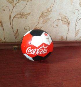 Фирменный мячик Coca Cola