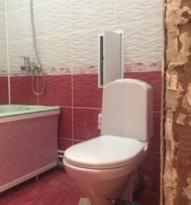 Туалет ванная комната под ключ