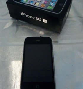 IPhone3G S на запчасти без батареи