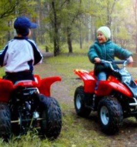 Электро-Квадроцикл детский