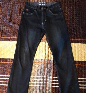 утеплен.джинсы