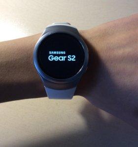 Смарт-Часы Samsung Gear S2 (Торг)