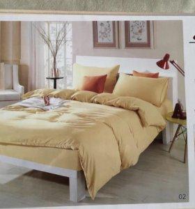 Комплект постельного белья новые