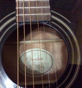 Гитара Fender CD 60 Blak