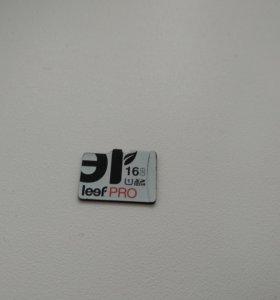 SD карта 16 GB