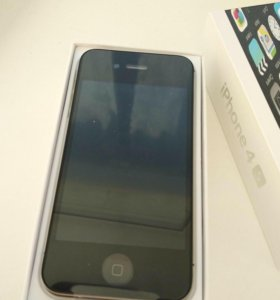 iPhone 4 s ОРИГИНАЛ! НОВЫЙ!