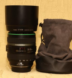 Canon EF 70-300mm DO IS USM новый