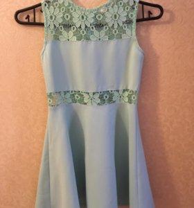 Платье для девочки 134-140 р