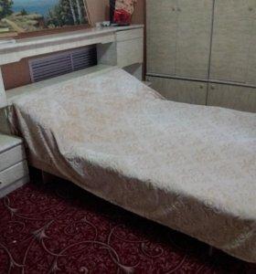 продам спальню б/у в хорошем состоянии. срочно. хо