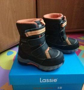 Зимние ботинки lassie.