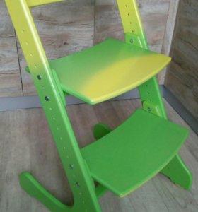 Ортопедический детский растущий стул