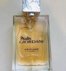 Туалетная вода Mister Giordani