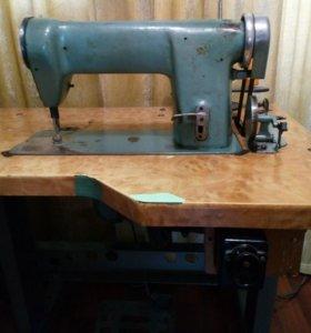 Швейная машина. Краснобродский