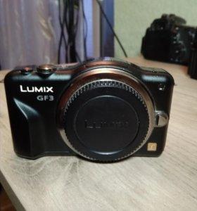 Panasonic lumix DMC GF3