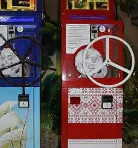 Вендинговый автомат Монетный Аттракцион