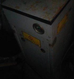 Газовый котел напольный сигнал