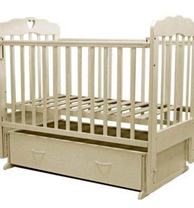 """Детская кроватка """"Виолетта-6"""""""