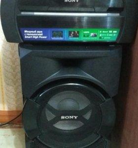 Колонки SONY SHAKE-X30D