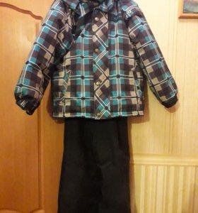 Куртка и штаны густи