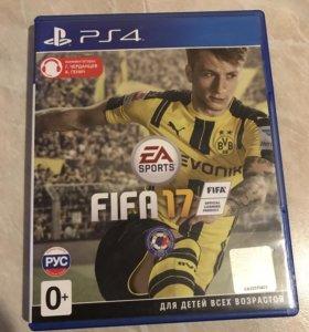 FIFA 17 на ps 4