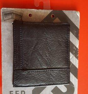 Мужской кожаный кошелек F.F.P