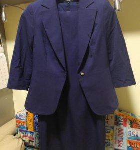 Платье женское + пиджак, L